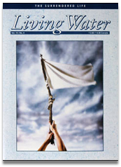 Living Water Journal Back Issues of Volume 15