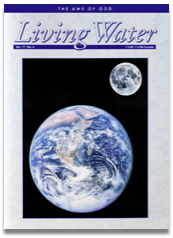 Living Water Journal Back Issues of Volume 17