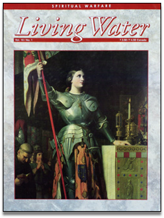 Living Water Journal Back Issues of Volume 10