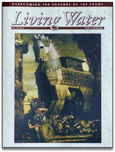 Living Water Journal Back Issues of Volume 13